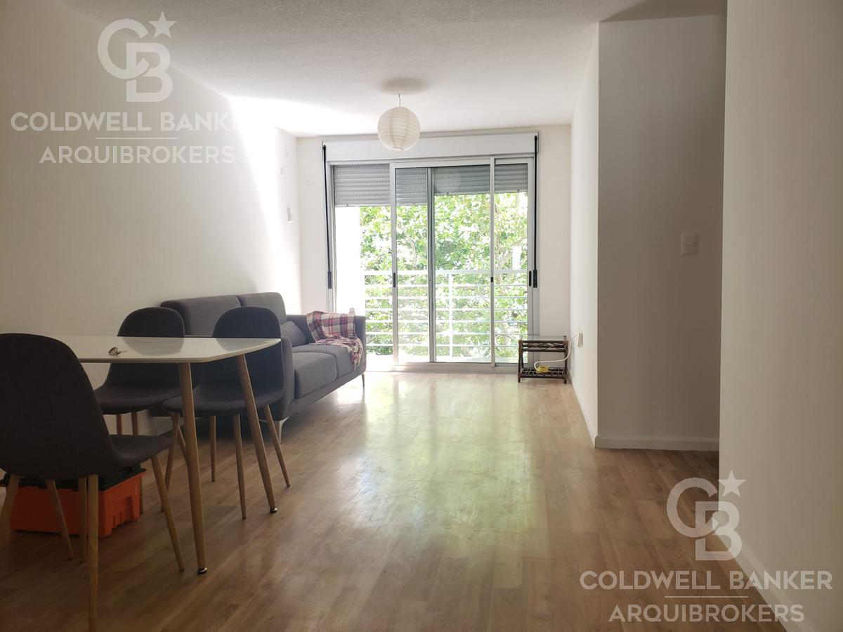 Foto Apartamento en Venta en  Pocitos ,  Montevideo  Apartamento de 1  Dormitorios  en venta y alquiler en Pocitos