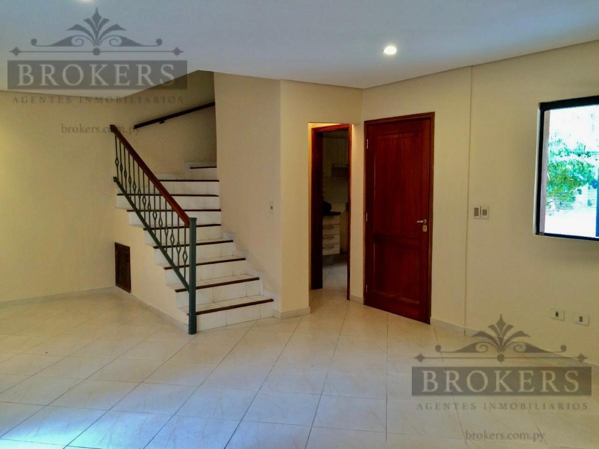 Foto Casa en Alquiler en  Villa Morra,  La Recoleta  Alquilo Duplex De 3 Dormitorios En Villamorra