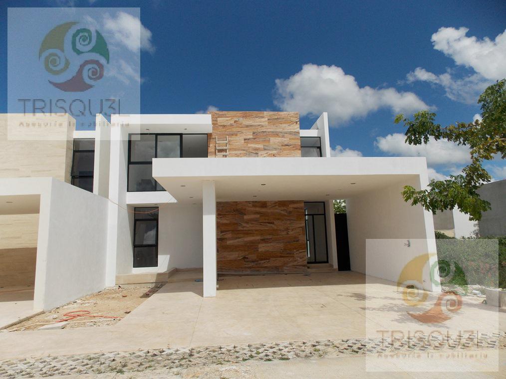 Foto Casa en condominio en Venta en  Temozon Norte,  Mérida      Casa en venta 4 recámaras Privada Temozón, Mérida Yucatán