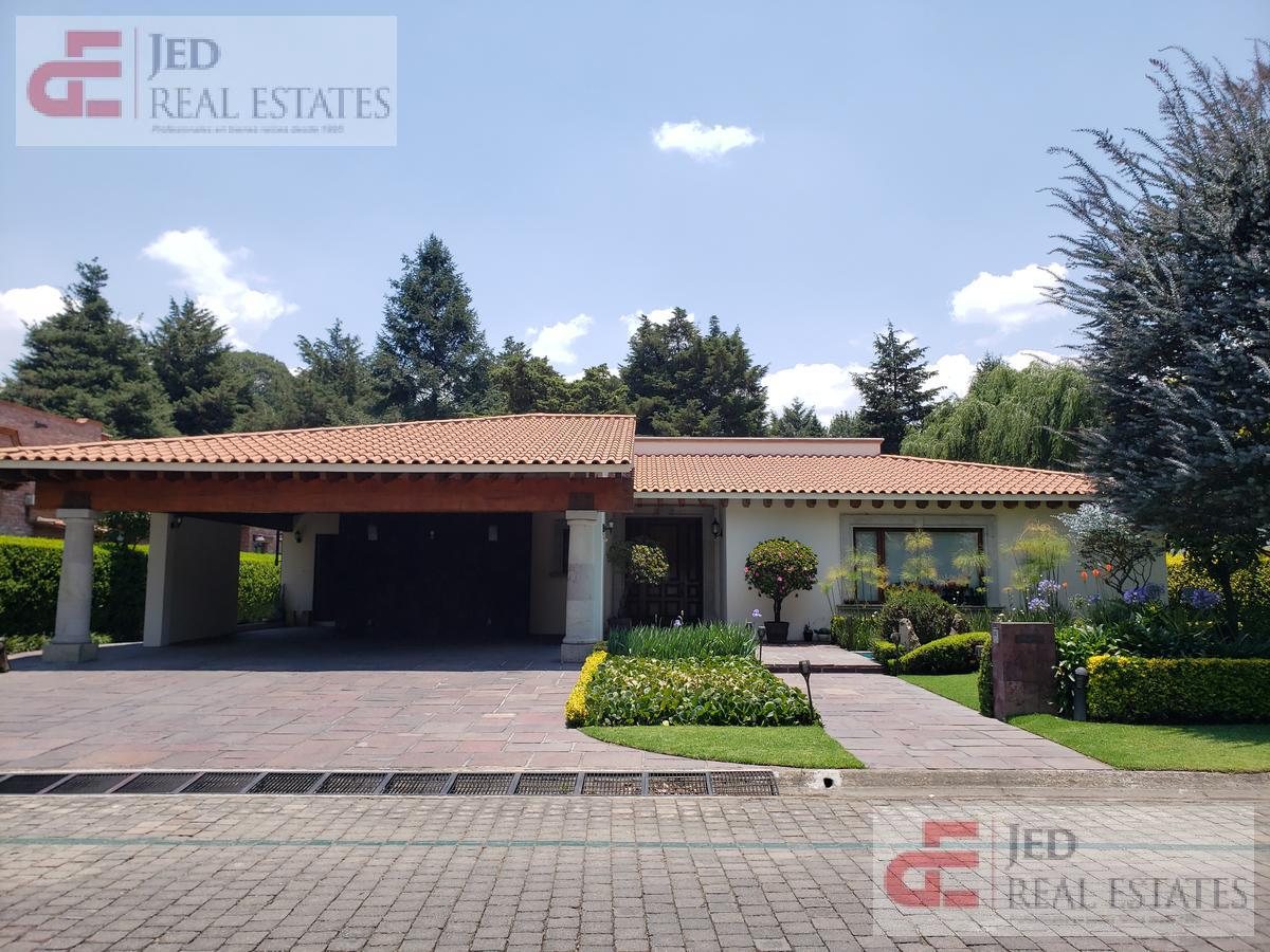 Foto Casa en Renta en  Club de Golf los Encinos,  Lerma  Encinos