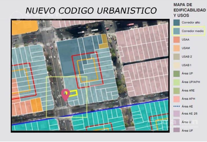 Foto Terreno en Venta en  Boedo ,  Capital Federal  Av. La Plata al 1000, CABA