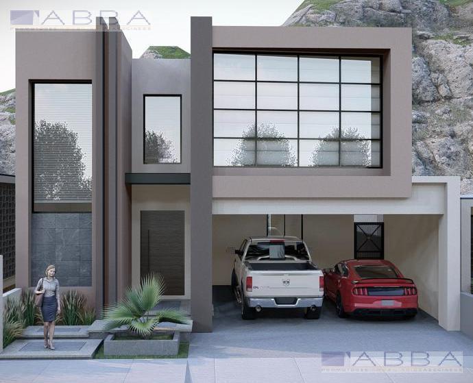 Foto Casa en Venta en  Fraccionamiento Monticello,  Chihuahua  Venta de Casa con Recamara en planta baja en Fracc Laviana (por Monticello)