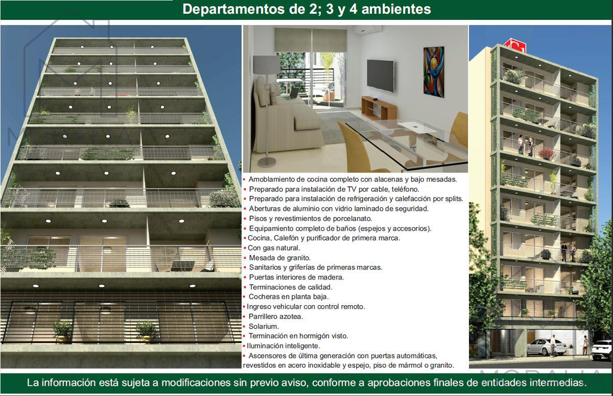 Foto Departamento en Venta en  Martin,  Rosario  Montevideo 324 - 08-02 - 2 dor