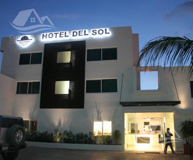 Foto Hotel en Venta en  Puerto Juárez,  Cancún  Hotel en Venta en Cancun/Puerto Juarez