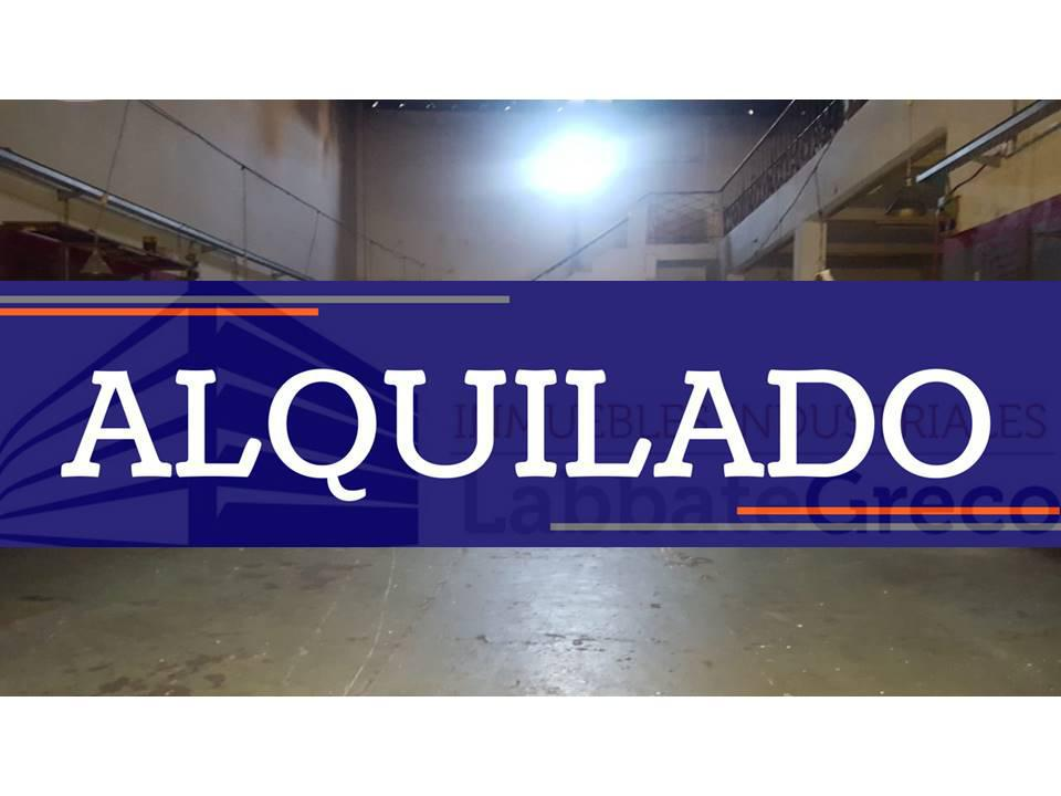 Foto Nave Industrial en Alquiler en  Ciudadela,  Tres De Febrero  Laprida al 4600
