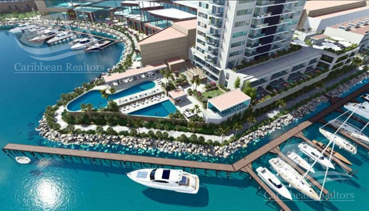 Foto Departamento en Venta en  Puerto Cancún,  Cancún  Puerto Cancun Marina Towers