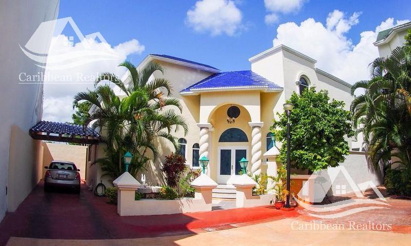 Foto Casa en Venta en  SM 21,  Cancún  Casa en venta en Cancún Centro