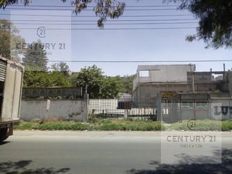 Foto Terreno en Venta en  Los Reyes Acaquilpan Centro,  La Paz  CARR. FED. MEXICO-TEXCOCO KM. 24.200
