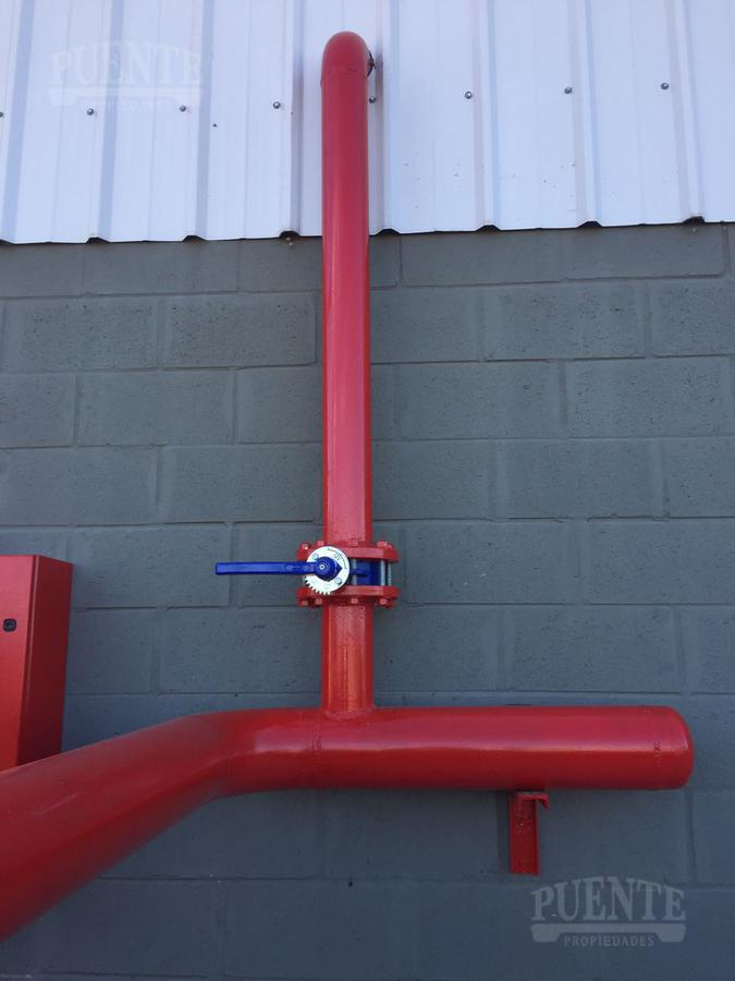 Foto Nave Industrial en Alquiler en  Polo Industrial Ezeiza,  Canning (Ezeiza)  Galpon en alquiler Polo industrial Ezeiza Tristan  Suarez