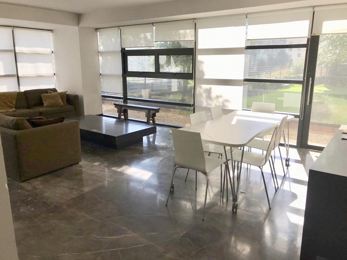 Foto Departamento en Venta | Renta en  Hacienda de las Palmas,  Huixquilucan  Residencial SEI Interlomas, Garden house con TERRAZA, venta o renta (MC)