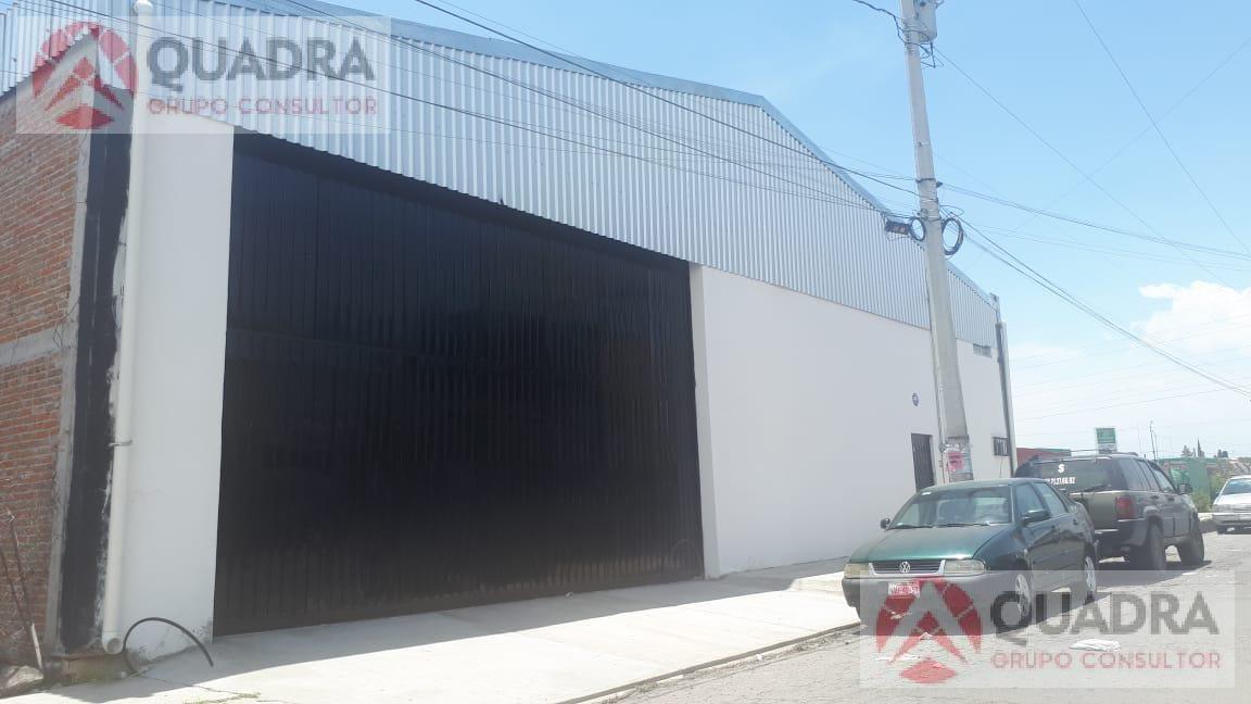 Foto Bodega Industrial en Renta en  Fraccionamiento Ex-Hacienda Mayorazgo,  Puebla  Bodega en Renta en Boulevard las Torres y 2 Sur Puebla