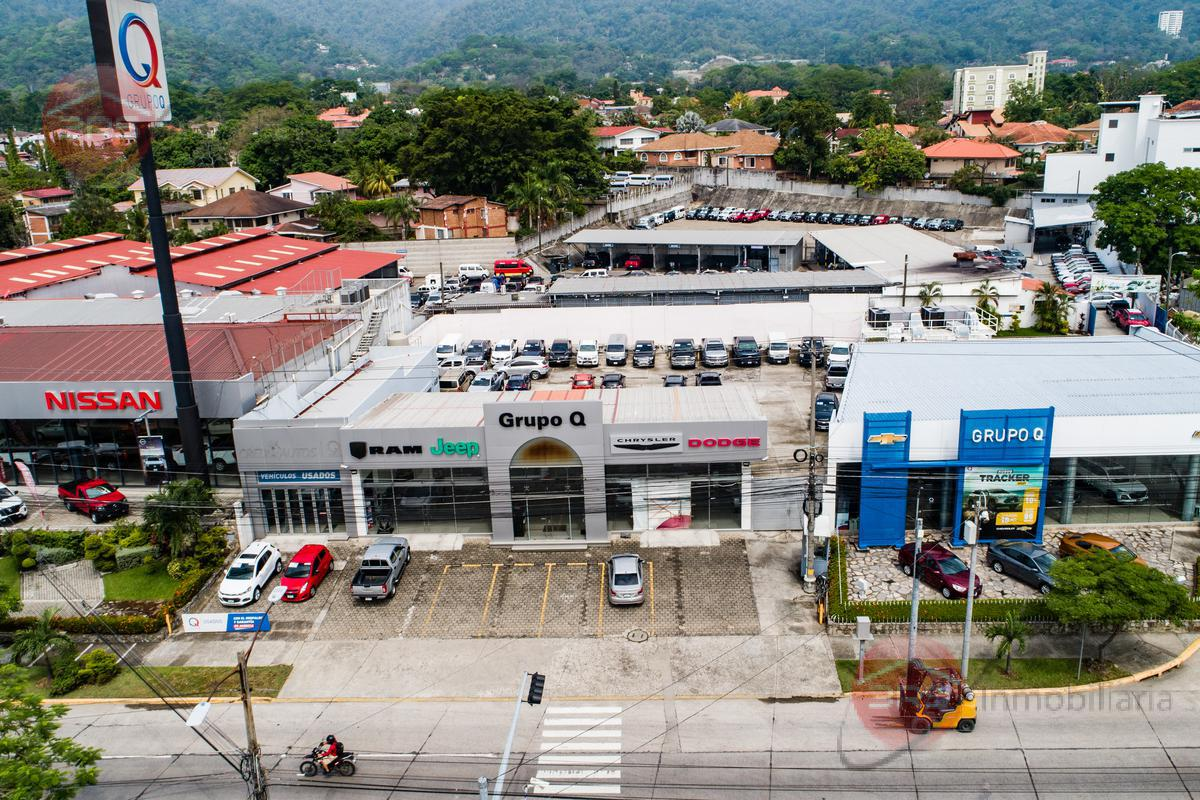 Foto Edificio Comercial en Venta en  Las Mesetas,  San Pedro Sula  Bulevar del Sur, contiguo a Grupo Q