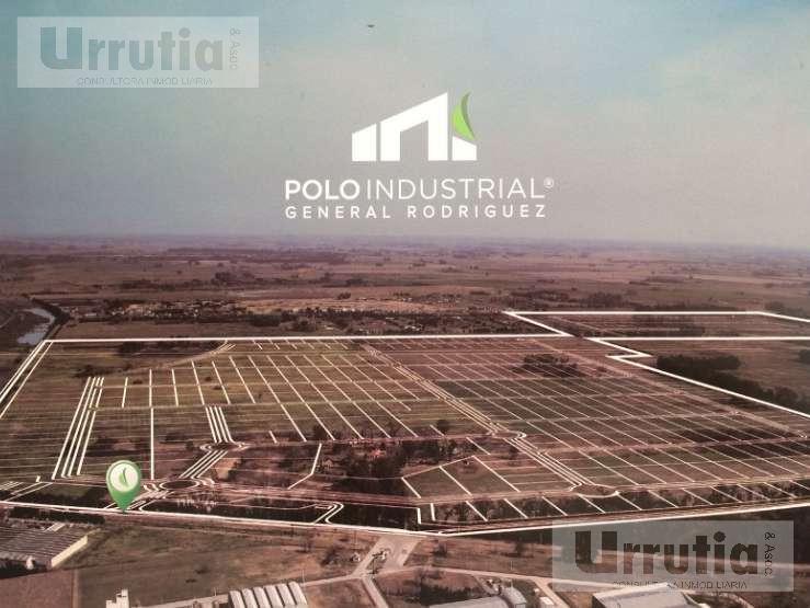 Foto Nave Industrial en Venta en  General Rodriguez ,  G.B.A. Zona Oeste  POLO INDUSTRIAL GRAL RODRIGUEZ