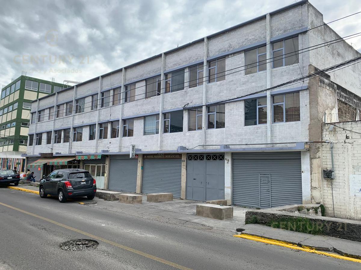 Foto Edificio Comercial en Venta en  Toluca ,  Edo. de México  Edificio en venta en Nicolas Bravo