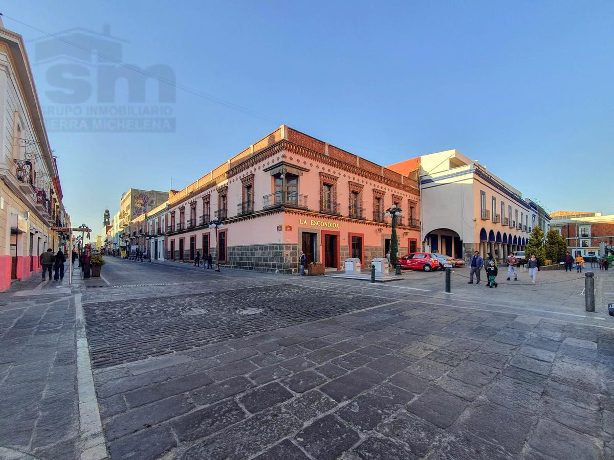 Foto Local en Renta en  Puebla de Zaragoza ,  Puebla  6 Norte Col. Centro