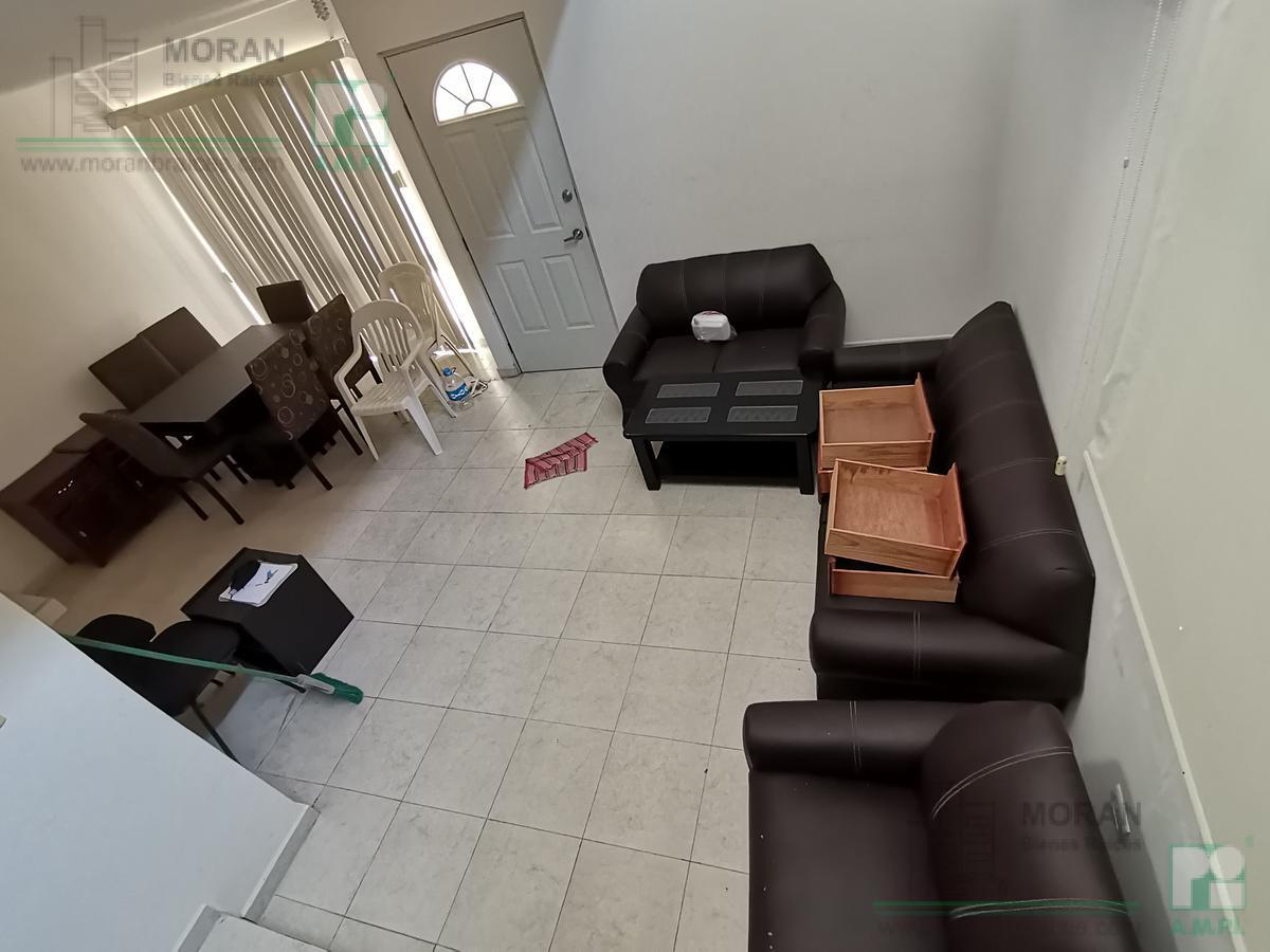 Foto Casa en Renta en  Pensiones Del Estado,  Coatzacoalcos  Casa Amueblada, Abraham Zabludovsky No. 124-1, Colonia Brisas de Coatzacoalcos.