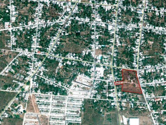 Umán, Yucatán Venta de 1.8 hectáreas (CS)