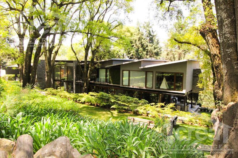 Foto Casa en Venta en  Ex-hacienda Jajalpa,  Ocoyoacac  Hacienda San Martin OPORTUNIDAD residencia en venta
