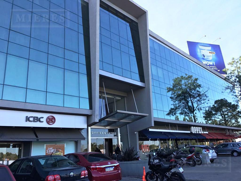 Oficina de 125 mts en Office Park 4
