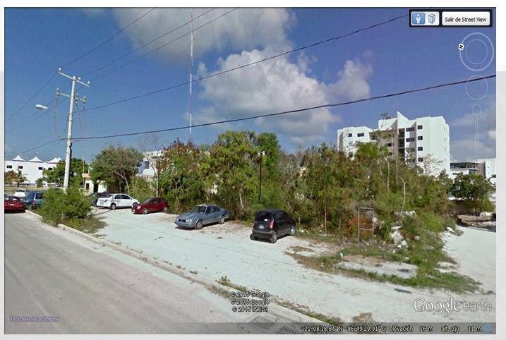 Foto Terreno en Venta en  Supermanzana,  Cancún  EXCELENTE TERRENO EN VENTA SMZA 8