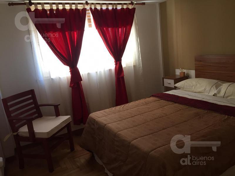 Foto Departamento en Alquiler temporario en  Almagro ,  Capital Federal  Quintino Bocayuva al 500