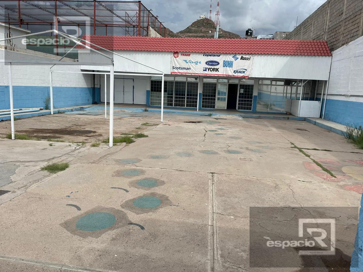Foto Local en Renta en  Cerro del Coronel,  Chihuahua  AMPLIA BODEGA O LOCAL COMERCIAL EN RENTA SOBRE AV. JUAREZ