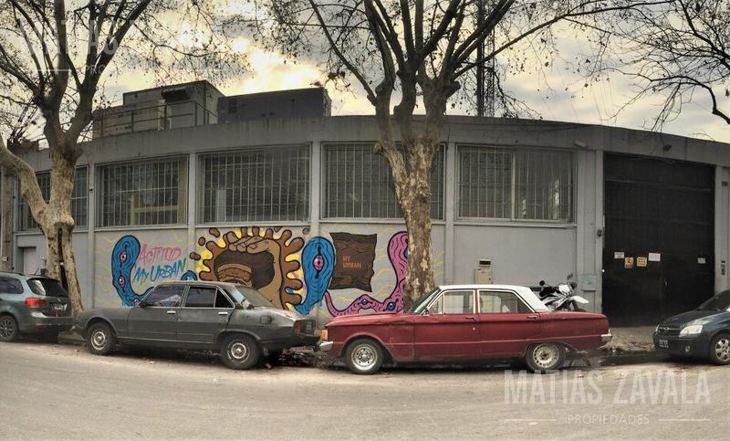 Foto Galpón en Alquiler en  Villa del Parque ,  Capital Federal  Campana al 1200