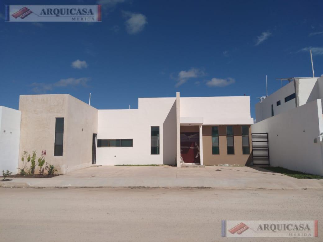 Foto Casa en Venta en  San Diego Cutz,  Conkal  CASA NUEVA AL NORTE DE MERIDA