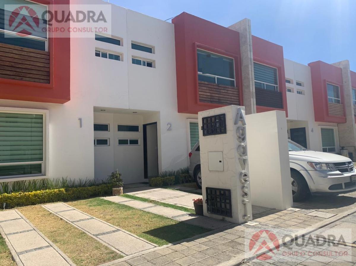Foto Casa en Renta en  San Bernardino Tlaxcalancingo,  San Andrés Cholula  Casa en Renta por Ciudad Judicial y Anahuac Periferico San Andres Cholula Puebla