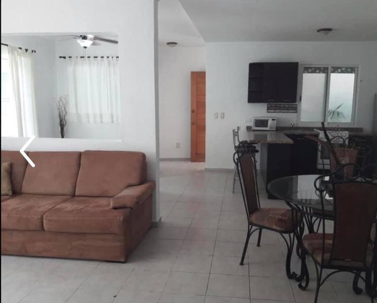 Foto Departamento en Renta en  Supermanzana 38,  Cancún  DEPARTAMENTO EN RENTA ANUAL O TEMPORAL, SM 38 CANCÚN