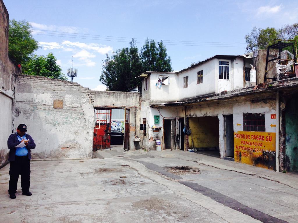 Foto Terreno en Venta en  Santa Maria La Ribera,  Cuauhtémoc  Terreno a la venta en Santa Ma. La Ribera, (LD)