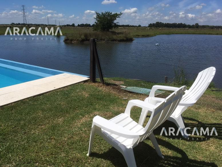 Foto Terreno en Venta en  Laguna Azul,  Countries/B.Cerrado (Ezeiza)  Laguna Azul