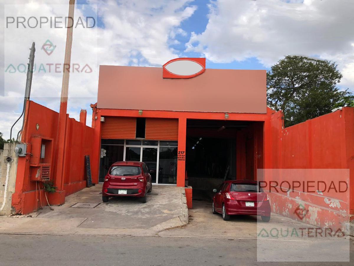 Bodega Industrial en  Chichí Suárez
