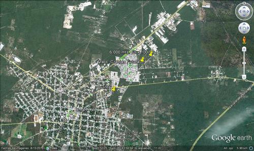 Foto Quinta en Venta en  Villa Uman,  Umán  Quinta con Terreno de 8,340 m2 en Umán