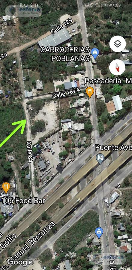 Foto Terreno en Venta en  Pueblo Dzununcan,  Mérida  Terreno en Yucatán