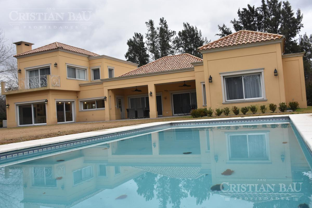 Foto Casa en Venta en  San Diego C.C,  Countries/B.Cerrado (Moreno)  Moderna  San Diego C.C