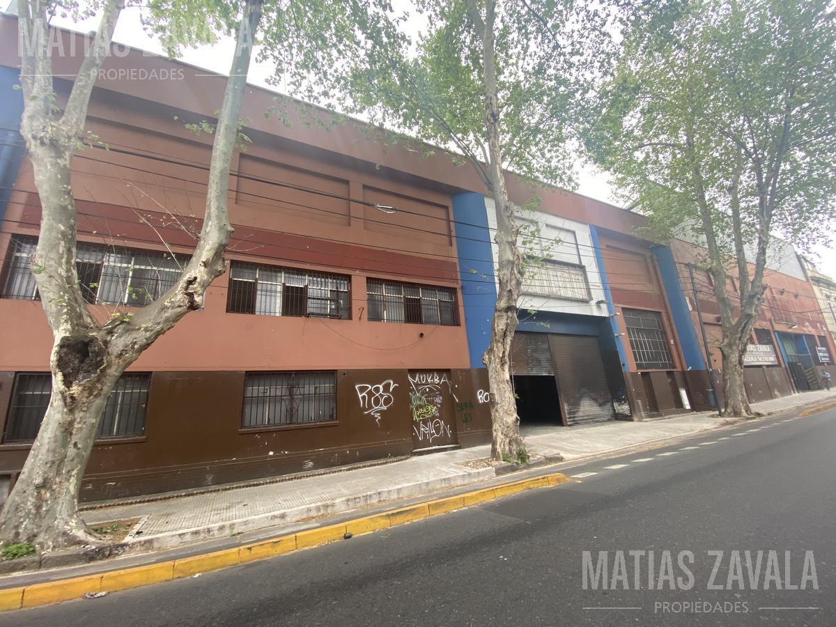 Foto Terreno en Venta en  Almagro ,  Capital Federal  24 de Noviembre al 600  - Mexico 3200