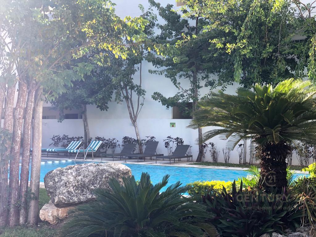 Foto Departamento en Venta en  Solidaridad ,  Quintana Roo  OPORTUNIDAD !! VENTA LINDO DEPARTAMENTO SEMI AMUEBLADO SELVANOVA COTO 6 P3245