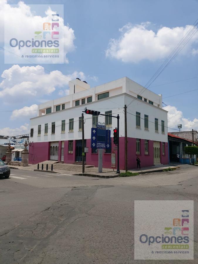Foto Edificio Comercial en Venta en  Morelia ,  Michoacán  EDIFICIO EN VENTA EN ESQUINA EN LA POZARICA