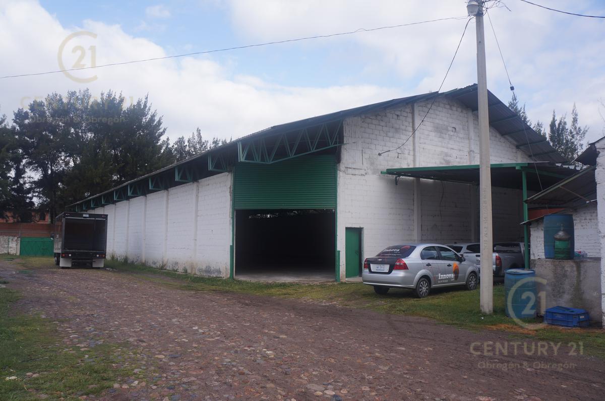 Foto Bodega Industrial en Renta en  Refugio de San José,  León  Refugio de San José