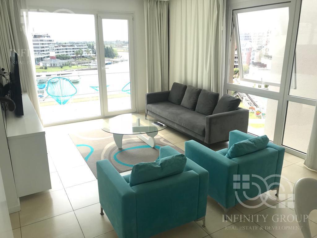 Foto Departamento en Alquiler en  Wyndham Hotel,  Bahia Grande  Nordelta, Hotel Wyndham - Dos Ambientes