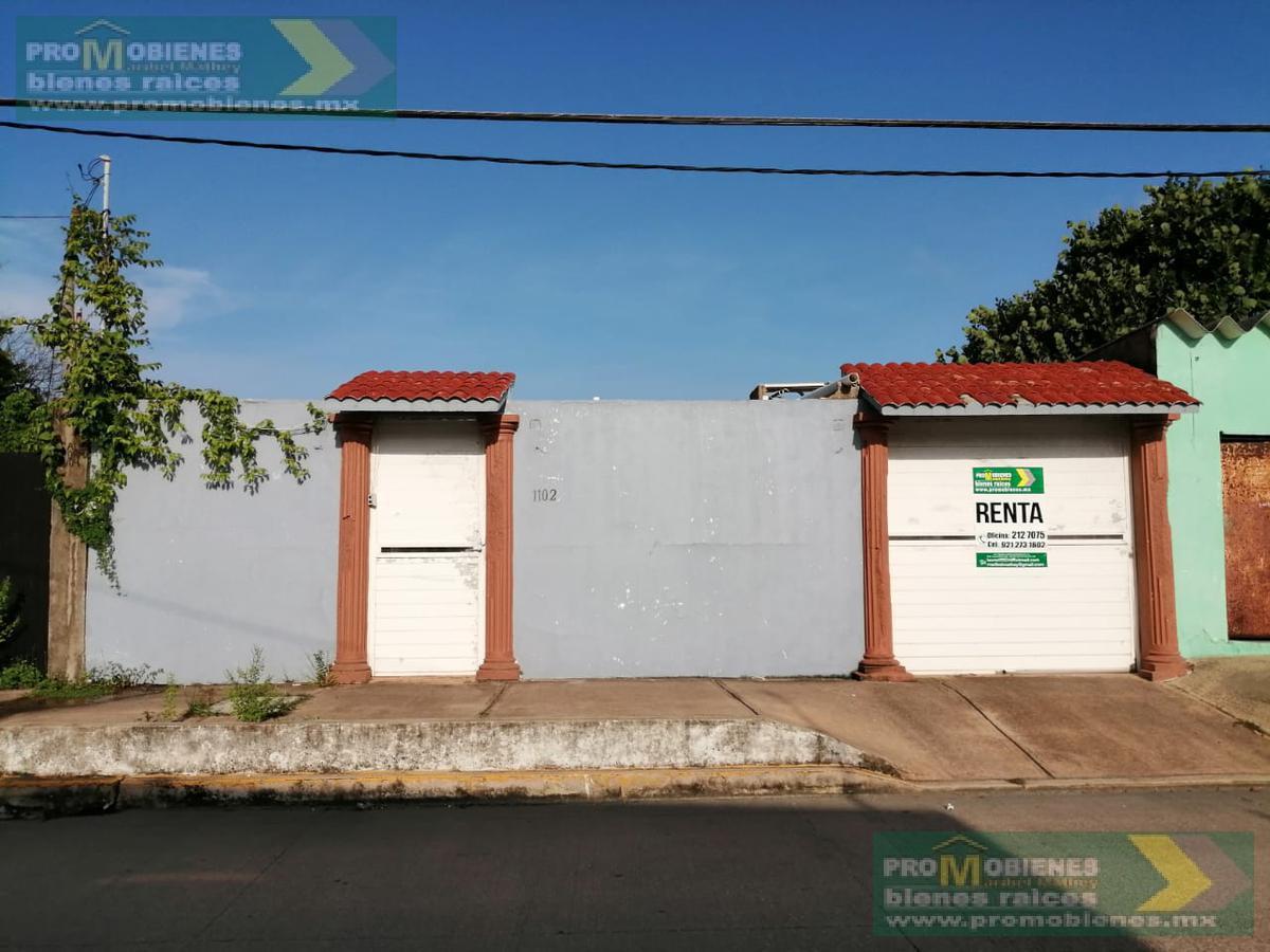 Foto Casa en Renta en  Puerto México,  Coatzacoalcos  REFORMA # 1102 COL. PUERTO MEXICO