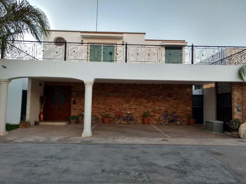 Foto Casa en condominio en Renta en  Pueblo Temozon Norte,  Mérida  PUNTA LOMAS casa residencial