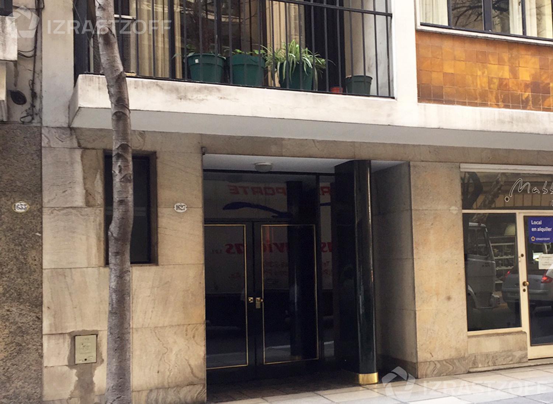 Local-Alquiler-Recoleta-Rodriguez Peña al 1600 e/ Guido y Vicente Lopez