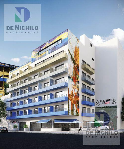 Foto Departamento en Venta en  Boca ,  Capital Federal  FILIBERTO APART