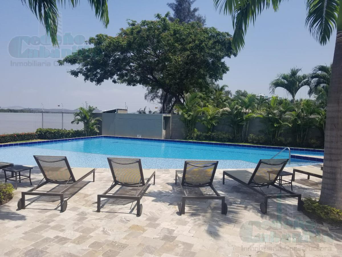 Foto Departamento en Venta en  Samborondón,  Guayaquil  VENTA DEPARTAMENTO DE LUJO  VIA SAMBORONDON VISTA AL RIO