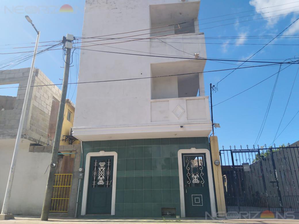 Foto Edificio Comercial en Venta en  Tampico Centro,  Tampico  Venta de Edificio Residencial en Zona Centro Tampico, Tam.