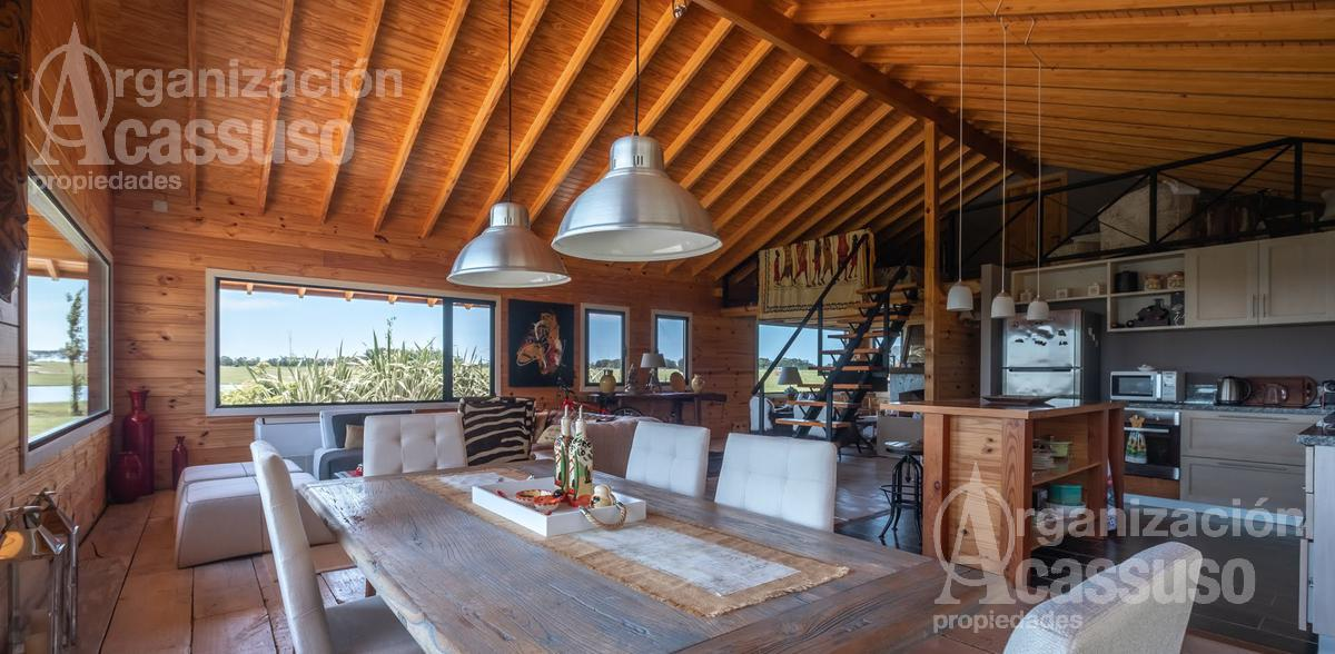 Foto Casa en Venta en  Laguna del sauce,  Maldonado  Ruta Interbalnearia Km 108.5 Laguna de Los Cisnes