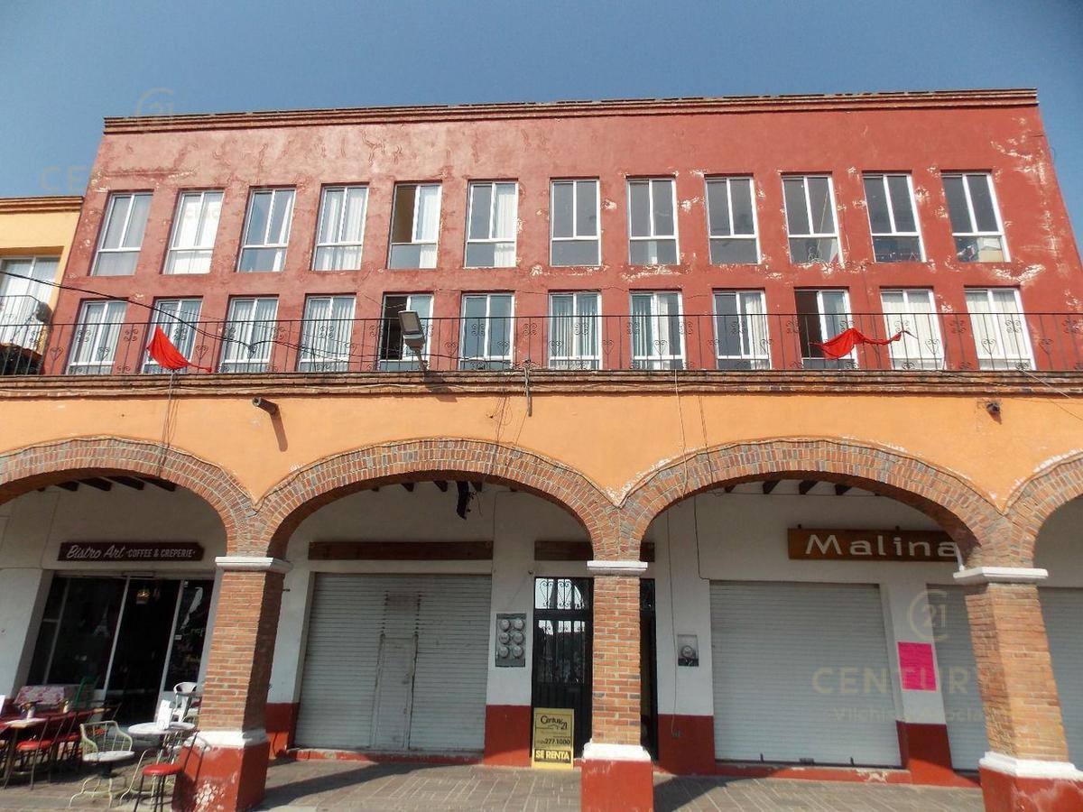 Foto Oficina en Renta en  Metepec Centro,  Metepec  Calle Portal Unión, Barrio Espiritu Santo