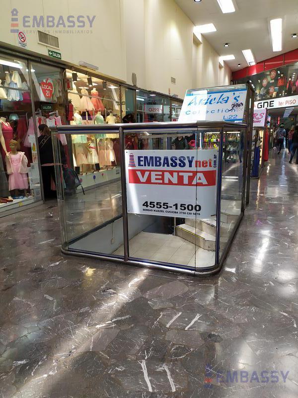 Foto Local en Venta en  Balvanera ,  Capital Federal          Corrientes al 2500  - Local-Góndola en Galería  - Once